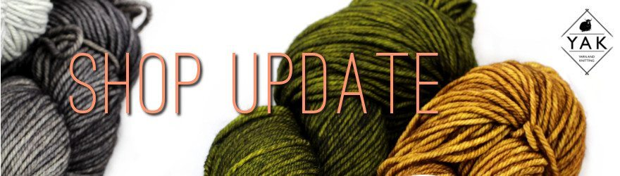 The uncommon thread everyday worsted shop update