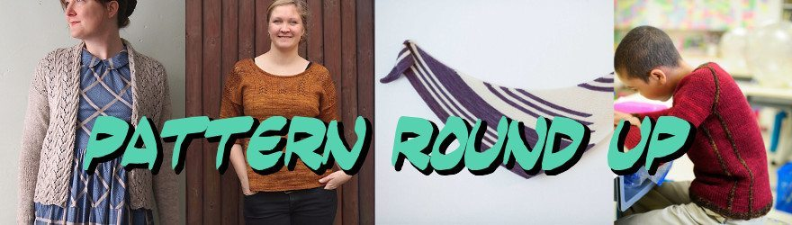 Pattern ROund up March