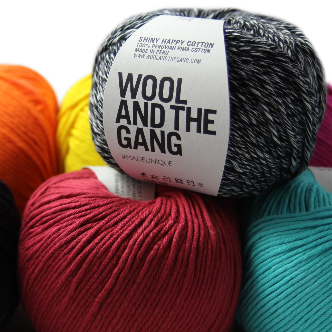 Wool and the Gang , Shiny Happy Cotton, Cotton