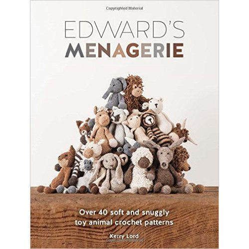 Kerry Lord, Edward's Menagerie, Crochet