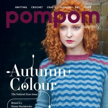 Pom Pom Quarterly, Autumn 2016