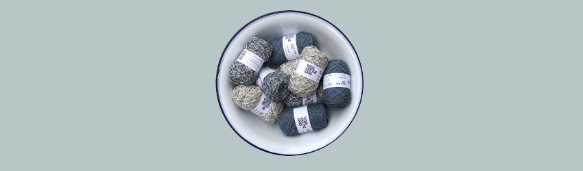 Billie Jean Yarn, The New Denim Project, Wool and the Gang, Aran, Denim, Cotton