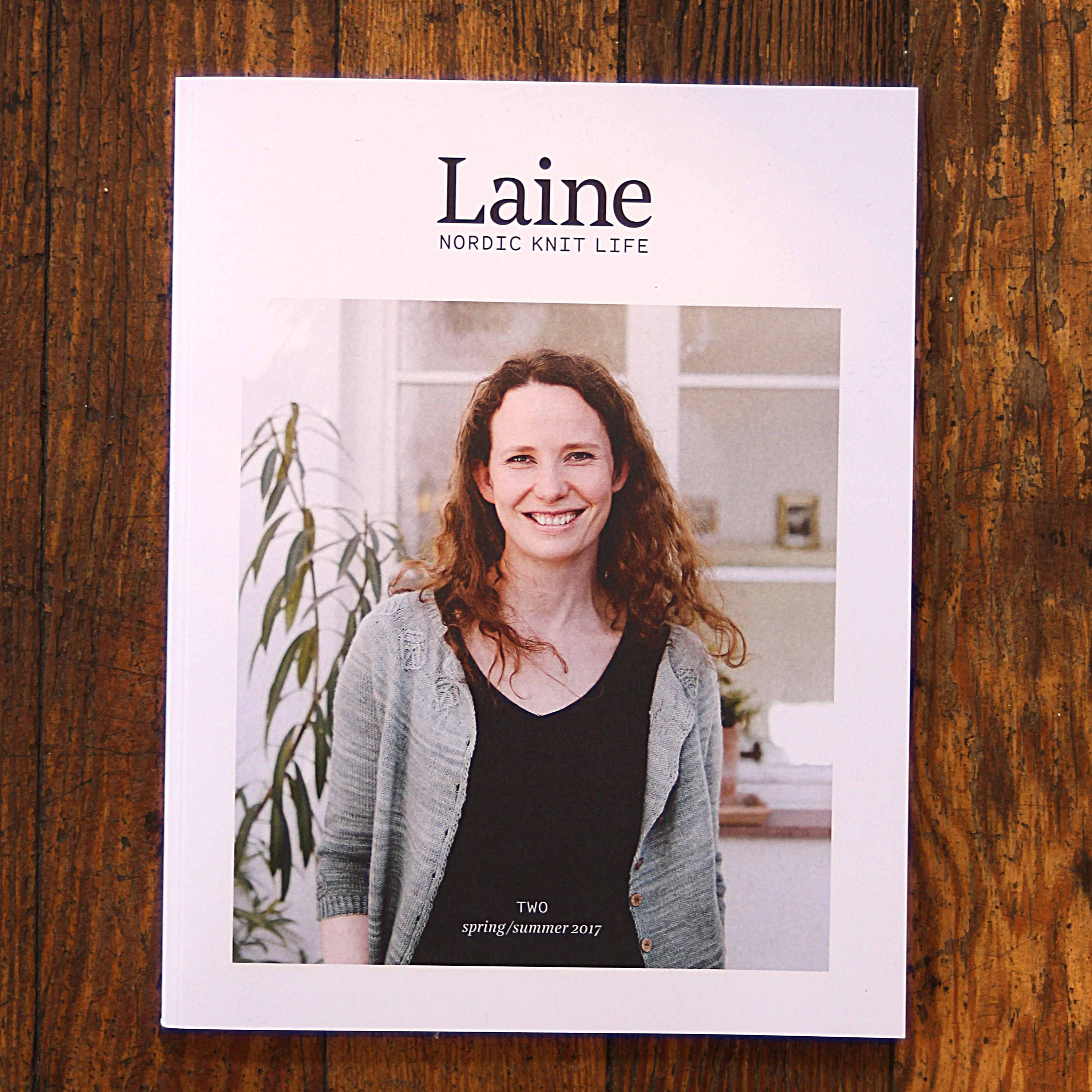 Laine Nordic Knit Life, Patterns, Magazine, Issue 2: Spring/Summer 2017