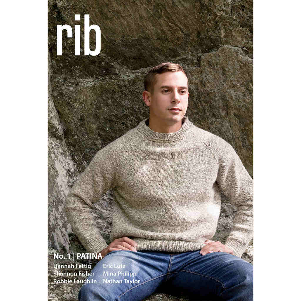 Rib Magazine, Men, Patterns