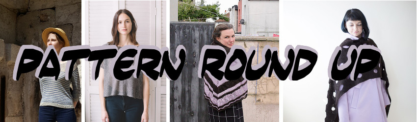 Pattern Round Up, Knitting Blog, YAK Brighton