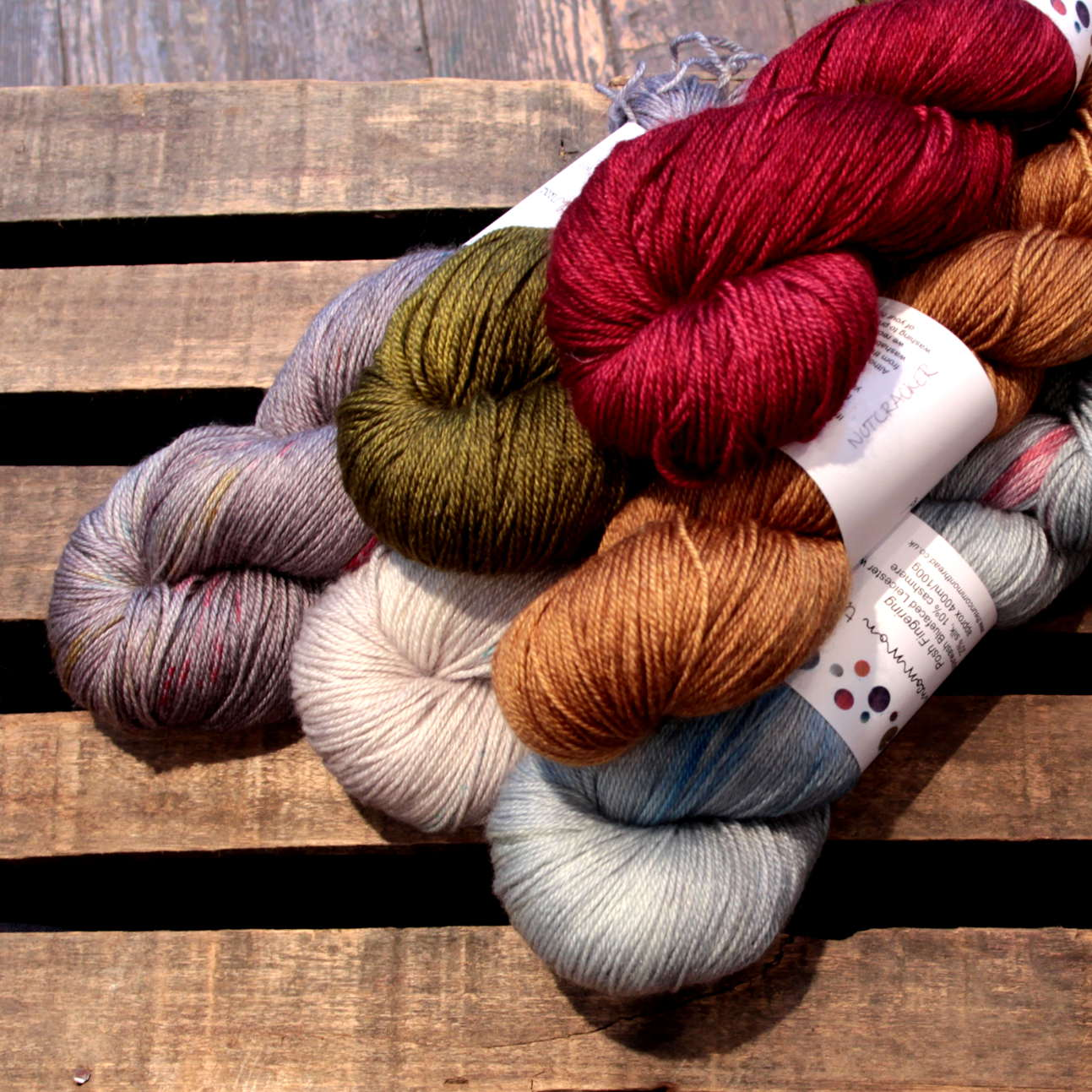 Posh Fingering, 4ply, The Uncommon Thread, Cashmere, Silk, Alpaca,