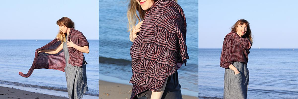 Brioche on the beach by Renée Callahan