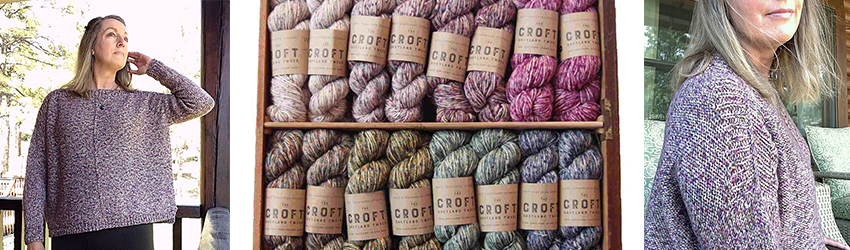 Yarn in Review - The Croft
