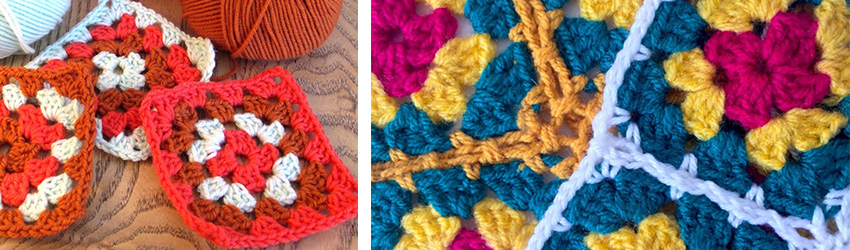 crochet classes at YAK