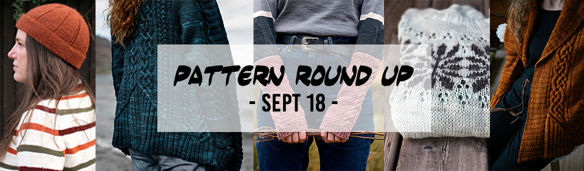 pattern round up - September