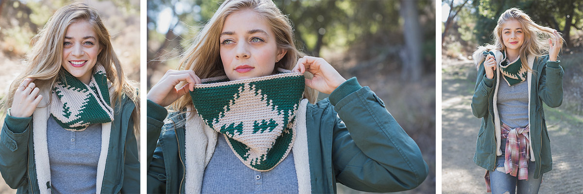 Evergreen Cowl
