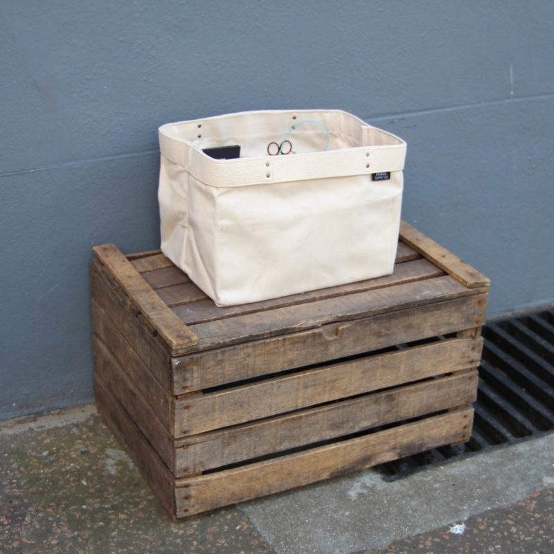 Fringe Supply Co, Porter Bin, Project Bag