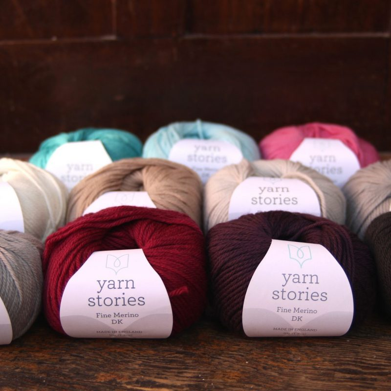 Yarn Stories, Merino DK, DK, Superwash, Machine Washable