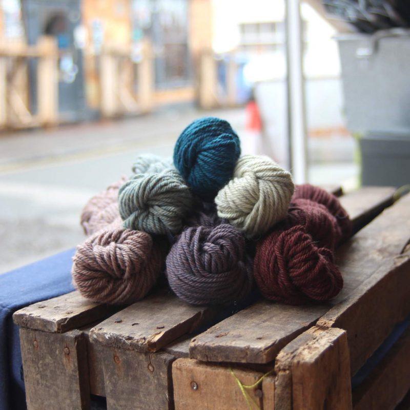Kate Davies, Ard Thir, Aran, Alpaca, Highland Wool