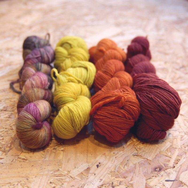 Malabrigo, Lace, Merino, Hand-dyed, Uruguay