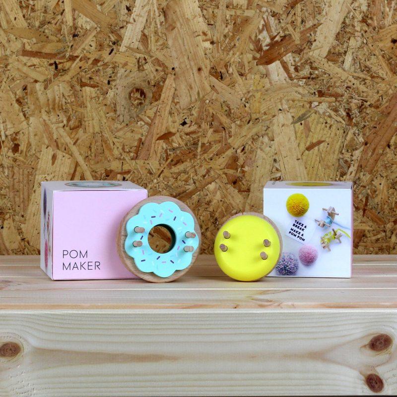Pom Maker, Donut