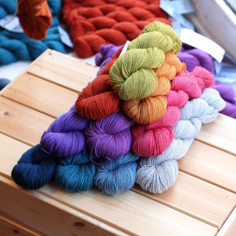 CoopKnits, Sock Yeah!, Sock Yarn