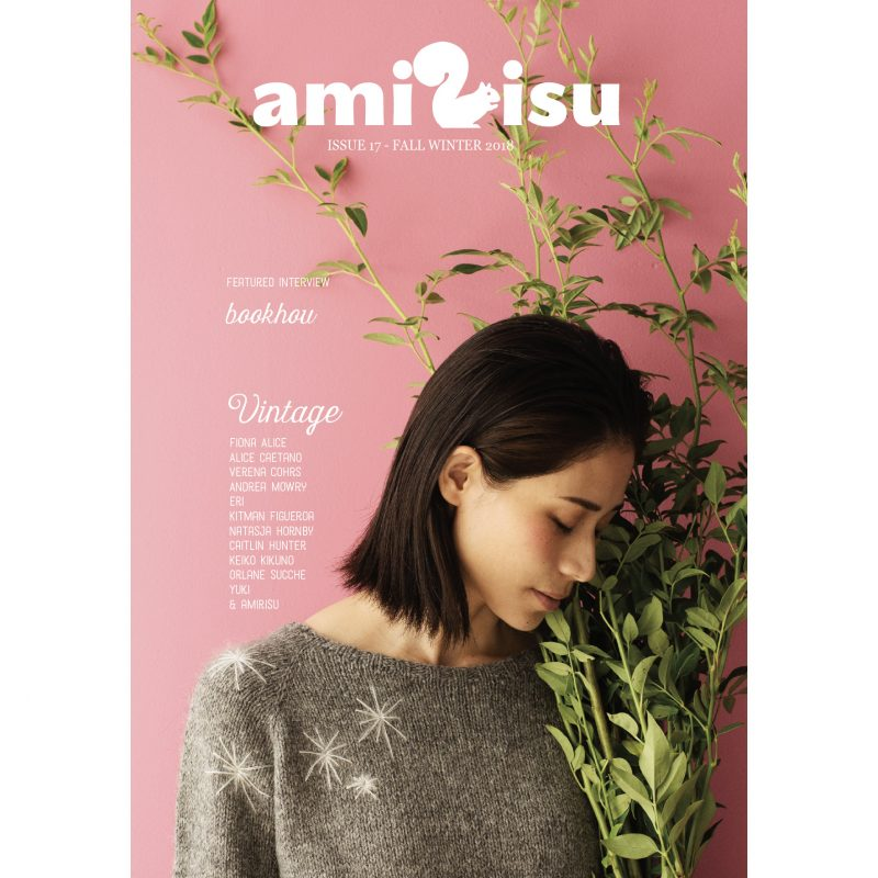 Amirisu, Issue 17, Fall Winter 2018, Knitting Magazine