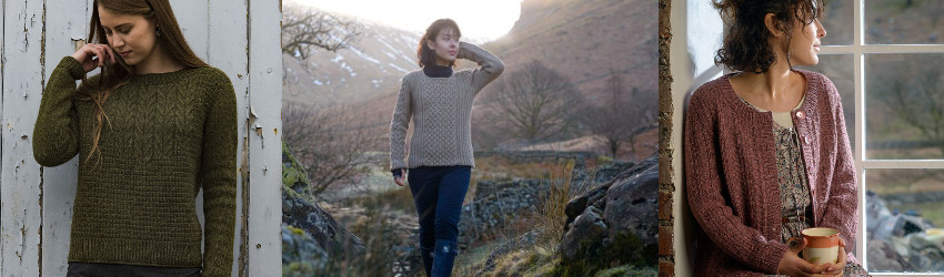 Borrowdale, Trunk Show, The Fibre Co, Lore