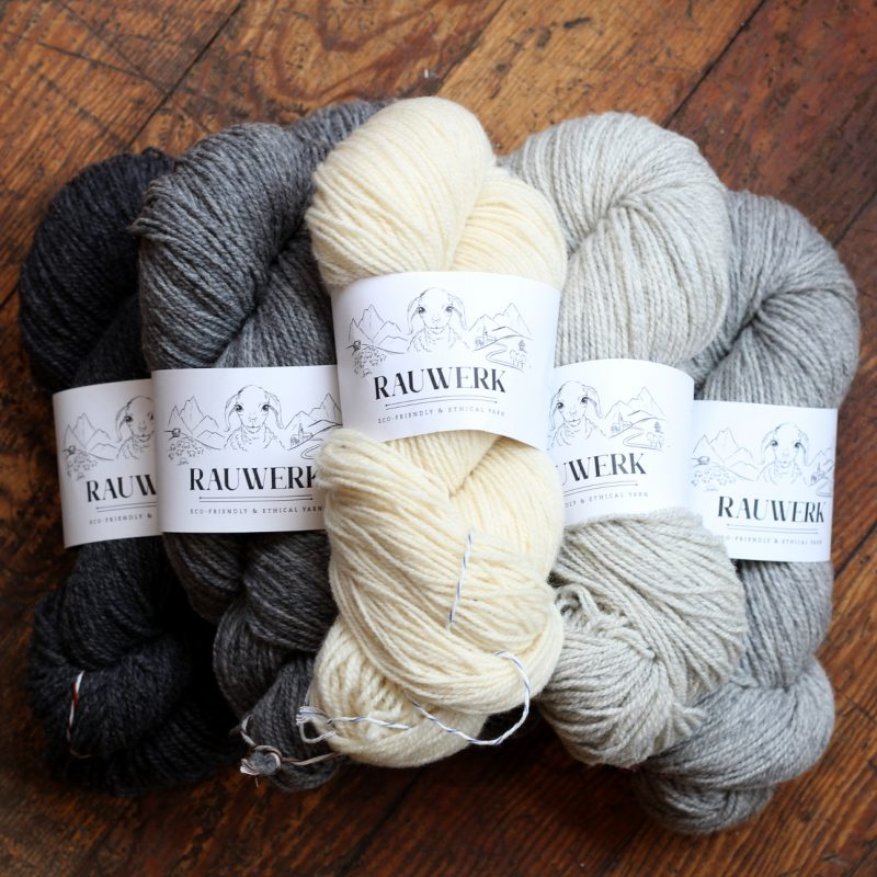 Rauwerk, Sport Weight, Merino