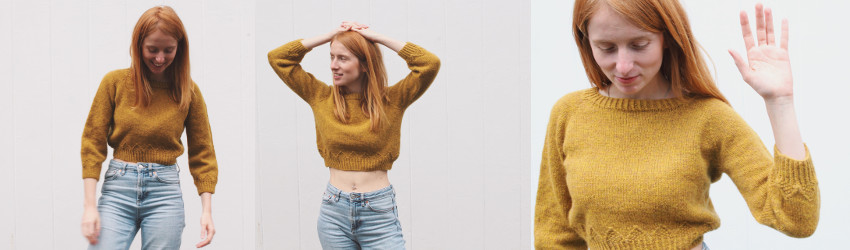 Netherton Jumper, Lydia Gluck, Completed Project, Pom Pom Quaterly