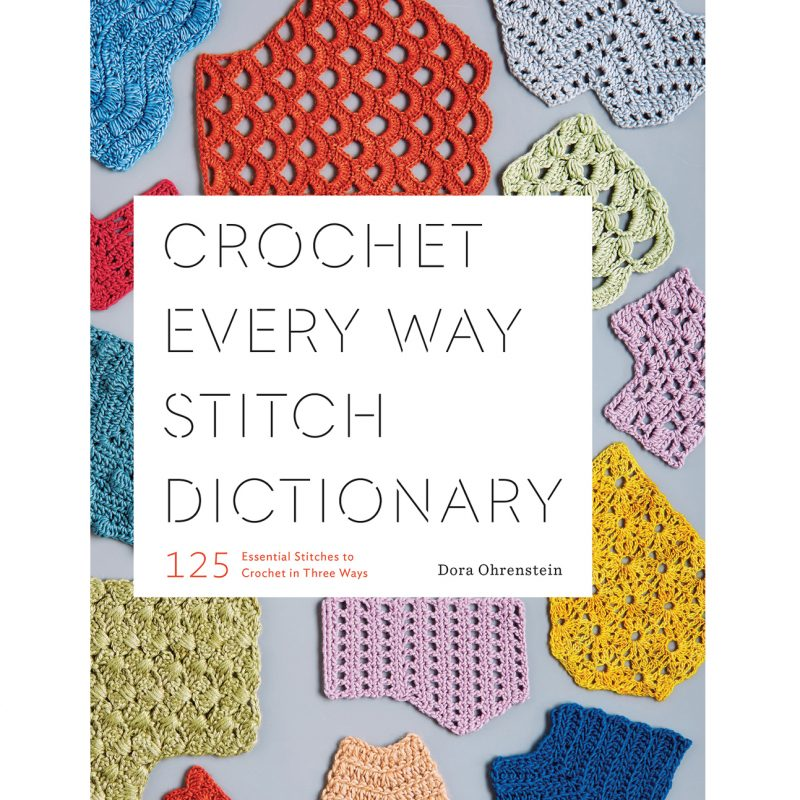 Crochet Every Way Stitch, Crochet, Stitch Dictionnary Dictionary,