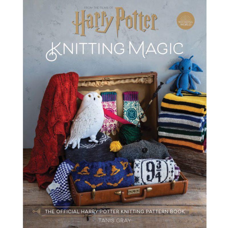 Harry Potter Knitting Magic, Tanis Gray, Dianna Wall, Dana Williams-Johnson