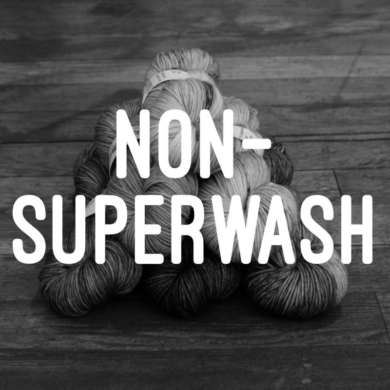 Non-Superwash