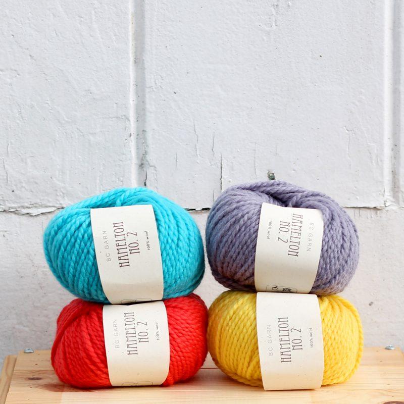 BC Garn, Hamelton 2, Wool Chunky