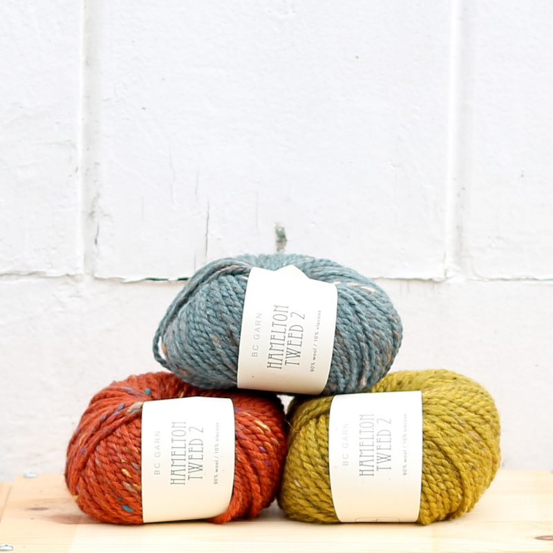 BC Garn, Hamelton Tweed 2, Chunky, Wool