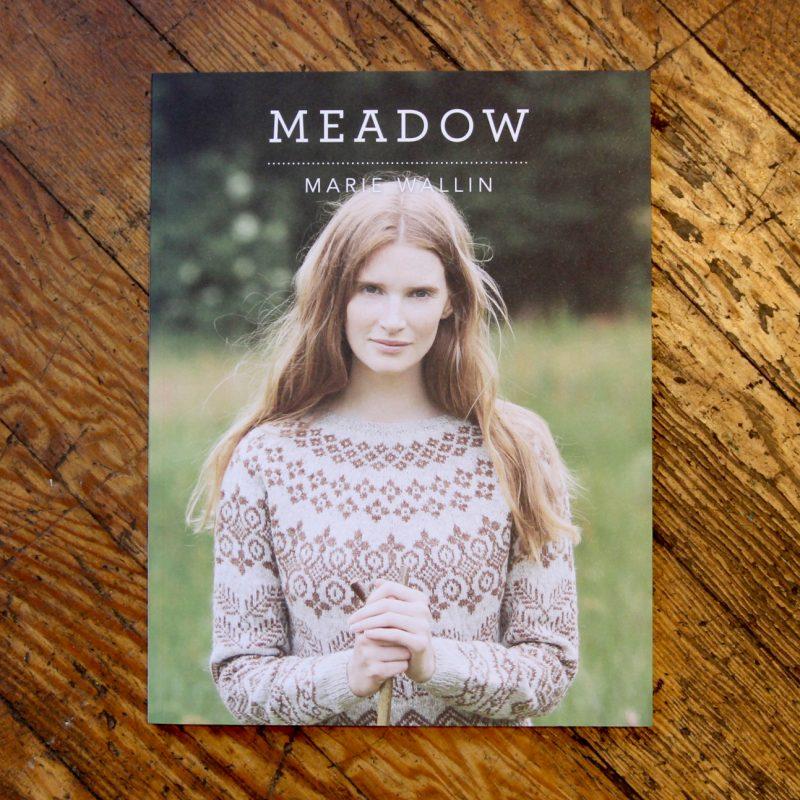 Marie Wallin, Meadow, Knitting Book, Stra