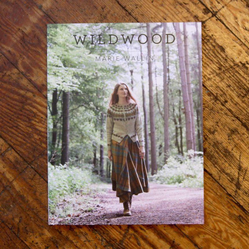 Marie Wallin, Wildwood, Knitting Book, Stranded Knitting, Fair Isle