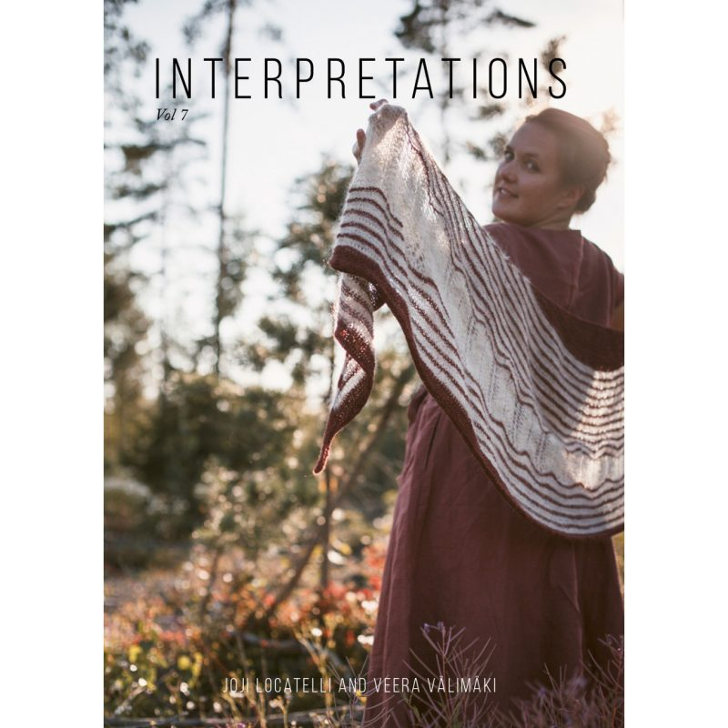 Interpretations Vol. 7, Veera Valimaki, Joji Locatelli, Knitting Pattern, Pom Pom Press