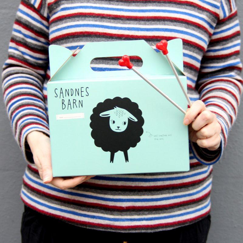 Sandnes Garn, Kids Kits, Beginner Kit, Children