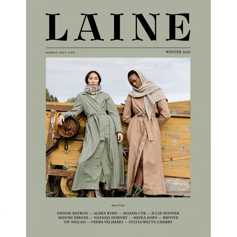 Laine Magazine, Issue 10, Knitting Patter