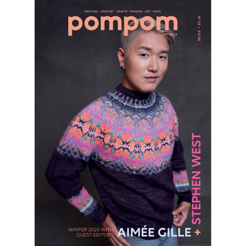 Pom Pom Quarterly, Issue 35, Knitting Magazine, Pattern