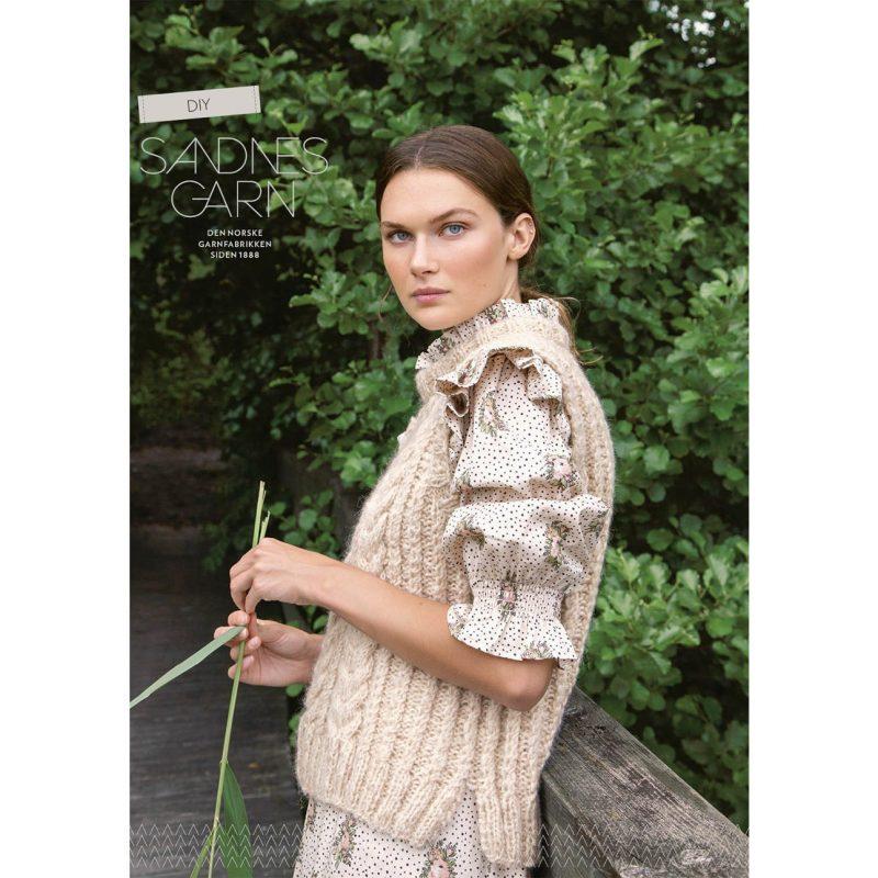 Sandnes Garn, DIY 2011, Pattern Booklet, Knitting