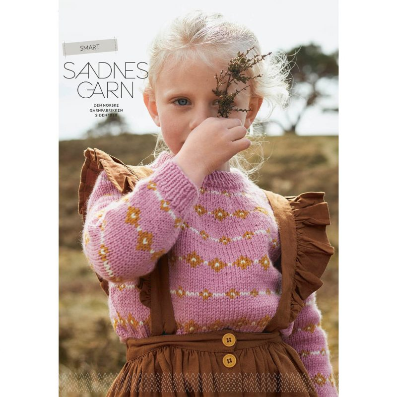 Sandnes Garn, Smart 2009, Knitting Pattern, Children, DK