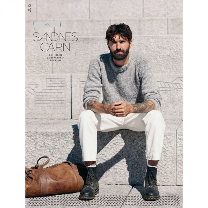 Sandnes Garn, Menswear, Colourwork,