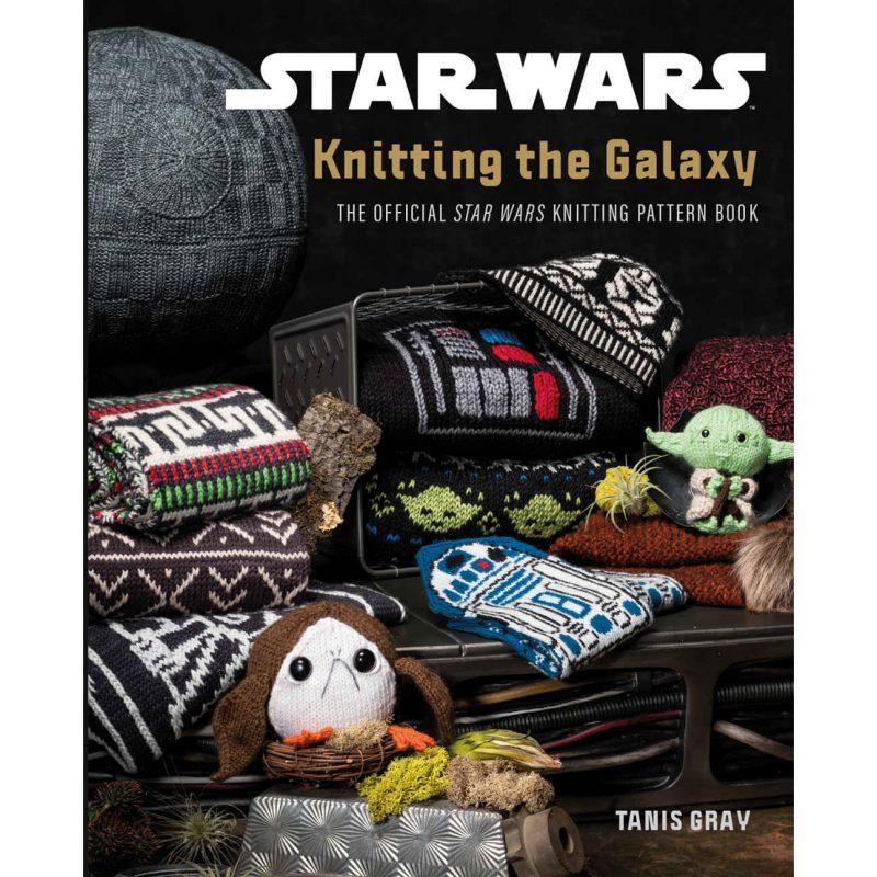 Star Wars, Knitting the Galaxy, Pattern Book,
