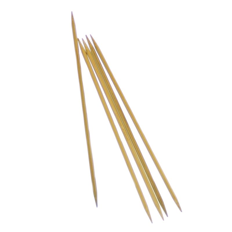 Chiaogoo, Double Pointed Needles, Bamboo