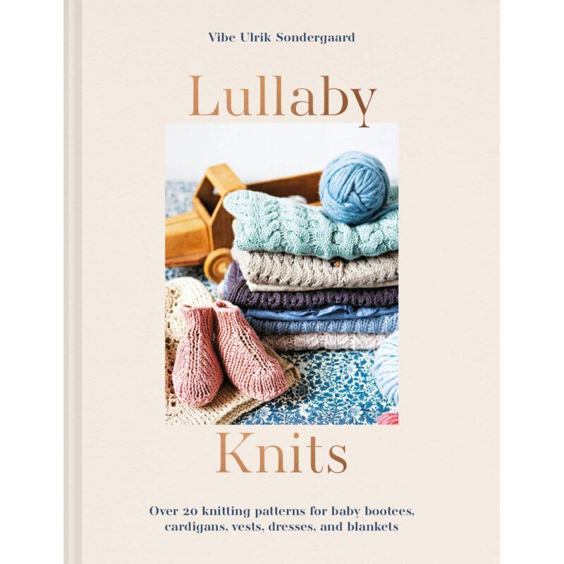 Lullaby Knit, Vibe Ulrik Sondergaard, Baby Knits, Pattern Books