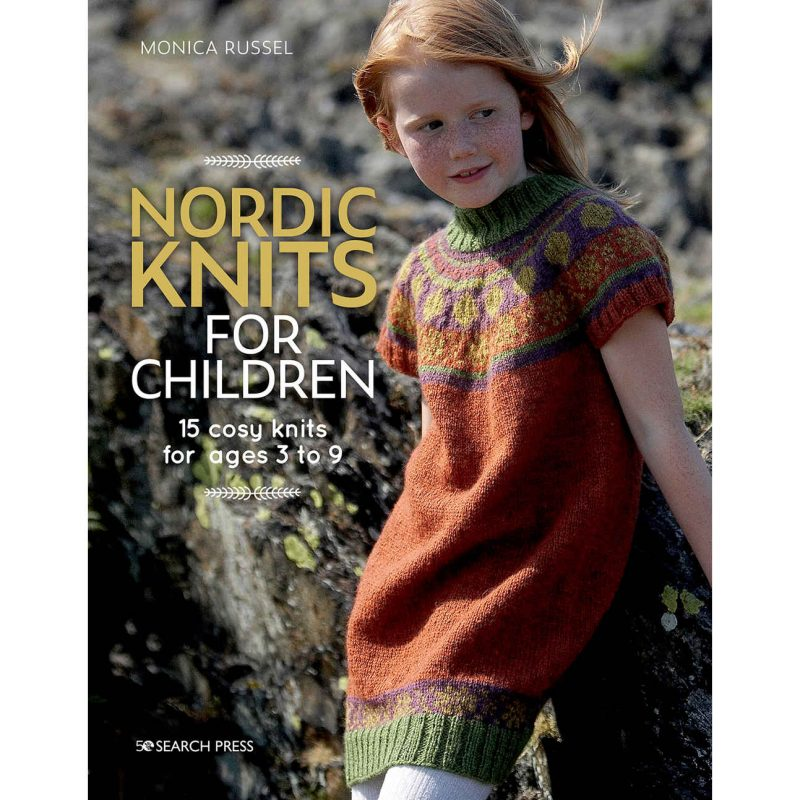 Nordic Knits For Children, Monica Russel, Pattern Book