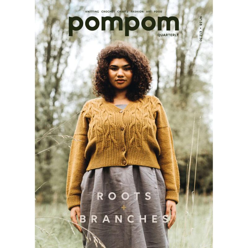Pom Pom Quarterly, Issue 38, Knitting Magazine, Pattern