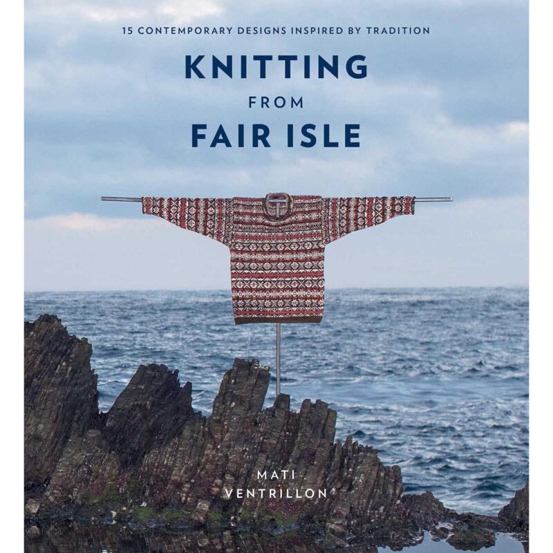 Knitting From Fair Isle, Pattern Book, Colourwork