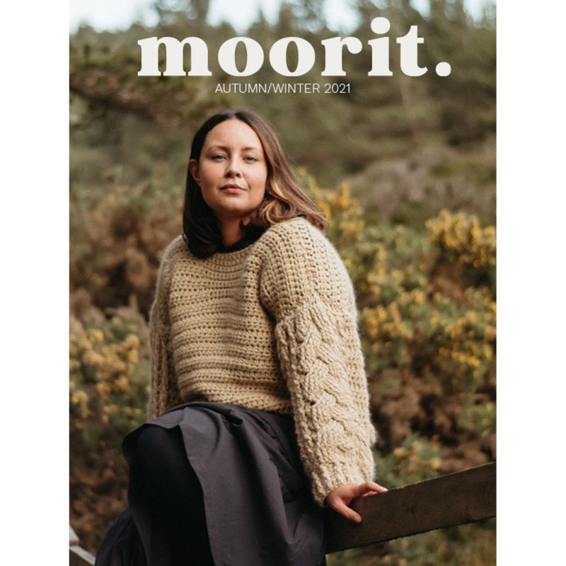 Moorit, Issue 1, Crochet Magazine