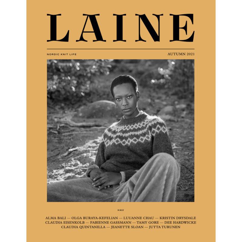 Laine, Issue 12, Knitting, Magazine