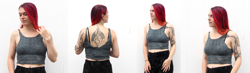 Completed Project, Lydia Top, The Uncommon Thread, Everyday Sport